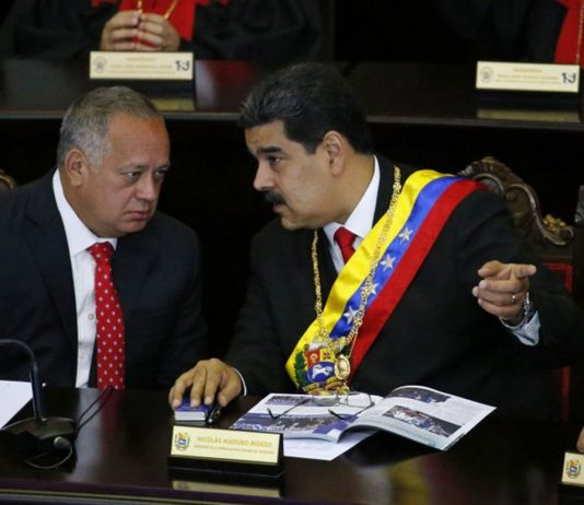 US Talks Secretly to Venezuela Socialist Party Boss