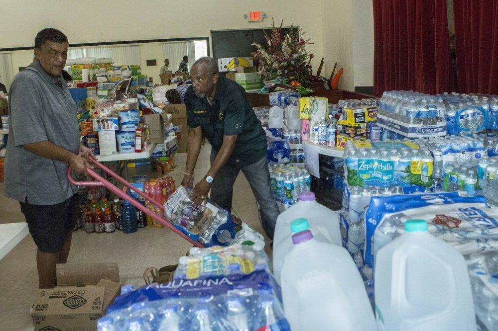 Miami's Bahamian ties inspire relief effort after Dorian