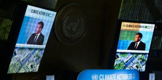 Plans, Frustration at UN Climate Talks