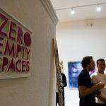 'Zero Empty Spaces' Fills Up with Artist Studios