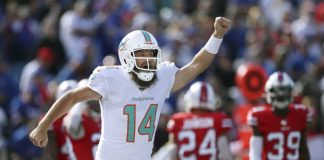 Bills D delivers in 31-21 Victory over Winless Dolphins