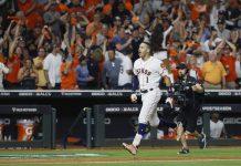 Correa HR in 11th, Astros Top Yankees 3-2; ALCS Tied at 1