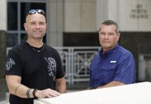 DNA Test Reunites Half Brothers; Both Were Cops in Florida