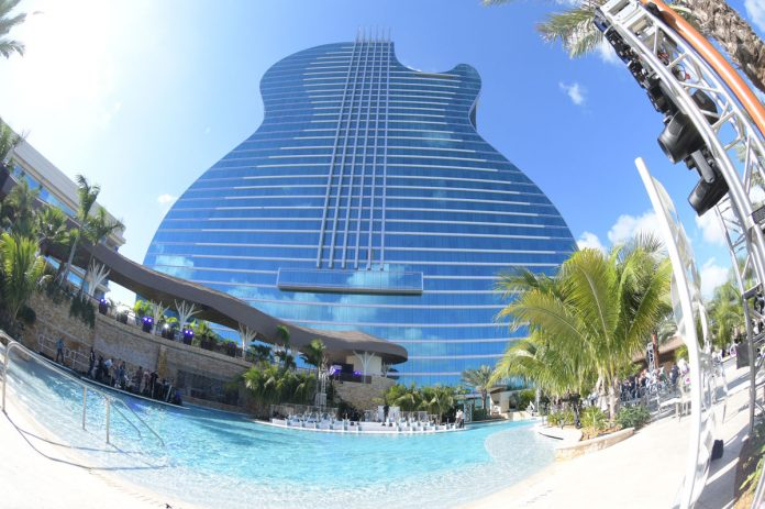 Brand New Guitar Hotel Brings 'Las Vegas' Feeling to South Florida