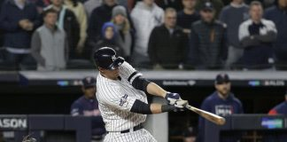 LeMahieu, Yankees Torment Twins Again, 10-4 in ALDS Opener