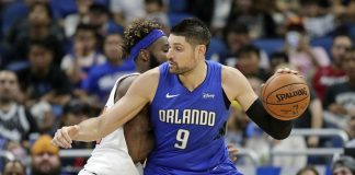 Nikola Vucevic, Magic Rally to Beat Knicks 95-83
