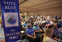 No Candidates in Sight, but Florida Democrats Energized