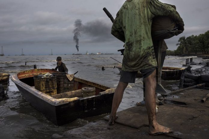 The Environmental Fallout of Venezuela's Collapsing Oil Industry