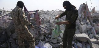 The Takedown of al-Baghdadi