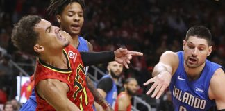 Trae Young Scores 39 Points, Hawks Edge Magic, 103-99