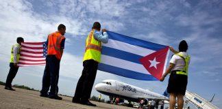 Trump Administration Bans US Flights to all Cuban Cities but Havana