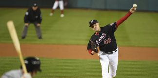 Wild-card Nationals Head to World Series with Sweep of Cards