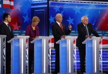 Atlanta Debate: Democrats Spar over Health Care, How to Beat Trump
