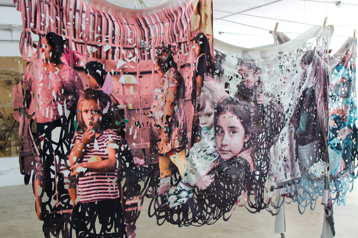 'CONstitutionX: Art that Illustrates Human Rights and Social Justice'