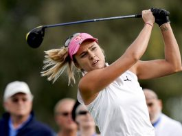 Lexi Thompson Wants Golf, Life to Be Positive