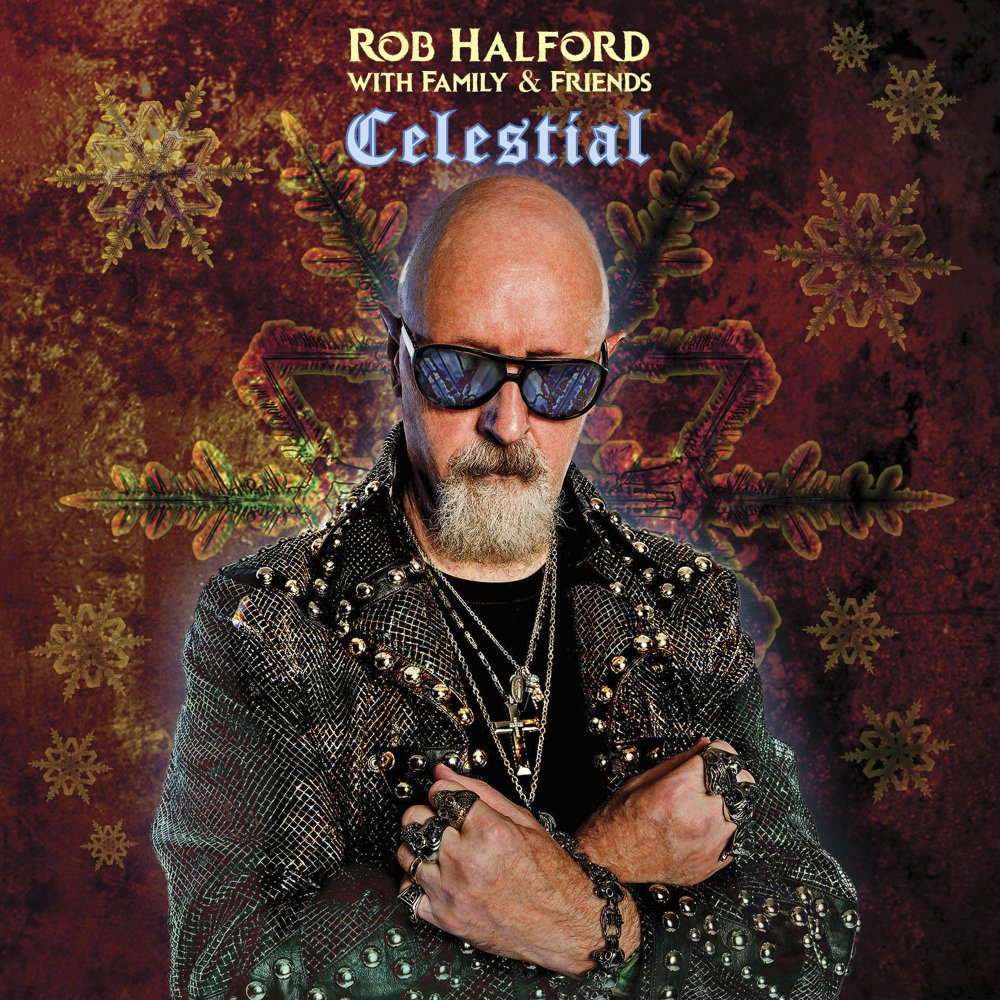 New Music to Get in the Holiday Mood Celestial by Rob Halford