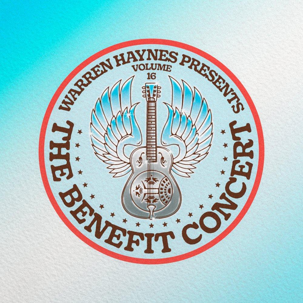 New Music to Get in the Holiday Mood Warren Haynes Presents The Benefit Concert Vol. 16 by Warren Haynes