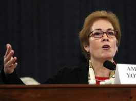 Impeachment: Ousted Ambassador Felt Threat; Trump Assails her on Twitter