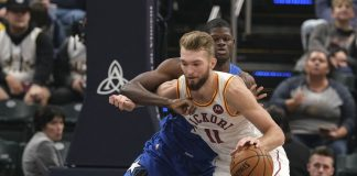 Sabonis, Holiday Help Pacers Edge Magic 111-106