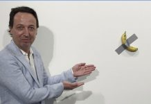 Banana, Duct Tape Add up to $150,000 at Art Basel Miami