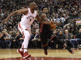 Butler Has Triple-double, Heat Beat Raptors 121-110 in OT