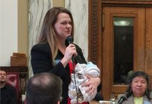 As More Women Run for Office, Child Care Remains a Hurdle