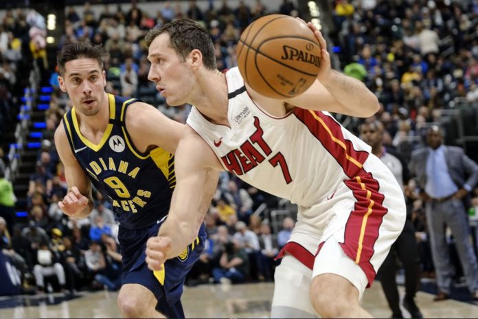 Herro Leads Balanced Heat Effort in 122-108 Rout of Pacers