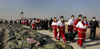 Iranians Shot Down Jetliner, US, Canadian, UK Leaders Say