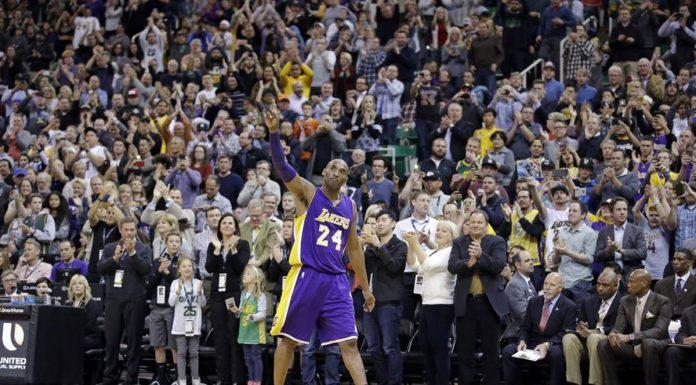Kobe Bryant, NBA Legend, Dies at 41