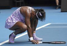 Serena Stunned at Australian Open