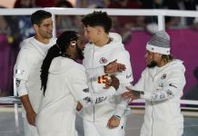 Tribute for Kobe Bryant Kicks off Super Bowl Media Night